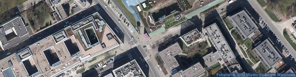Zdjęcie satelitarne Buw
