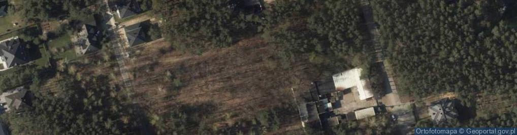 Zdjęcie satelitarne Evangelical-Augsburg Cemetery Marki 2