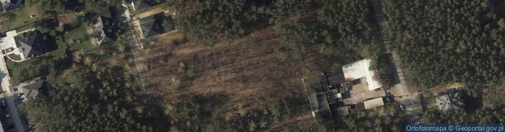 Zdjęcie satelitarne Evangelical-Augsburg Cemetery Marki 4
