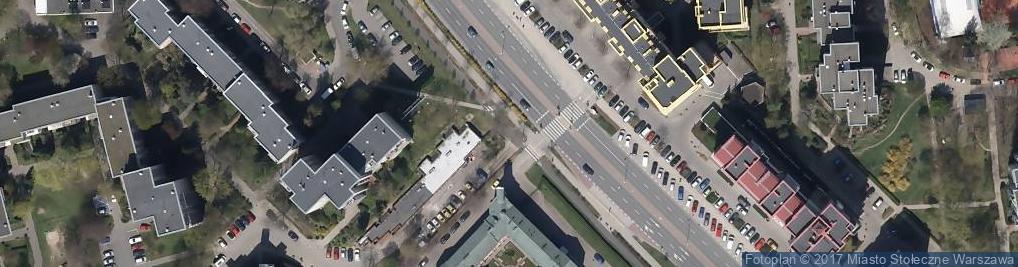 Zdjęcie satelitarne KEN 101 kaplica