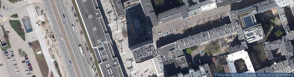 Zdjęcie satelitarne Kino atlantic