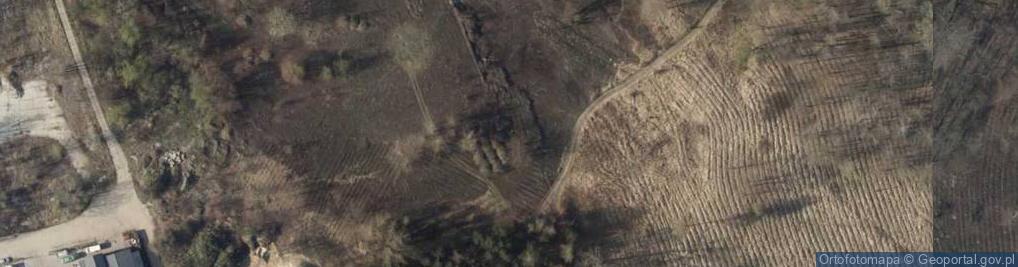 Zdjęcie satelitarne Marki Zwałka Panorama 2