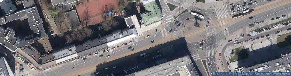 Zdjęcie satelitarne Mozaika nowy swiat jerozolimskie