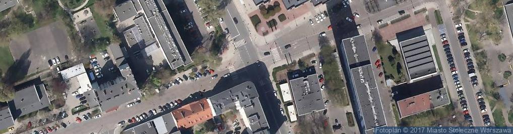 Zdjęcie satelitarne Warsaw 1944 by Bałuk - 26270