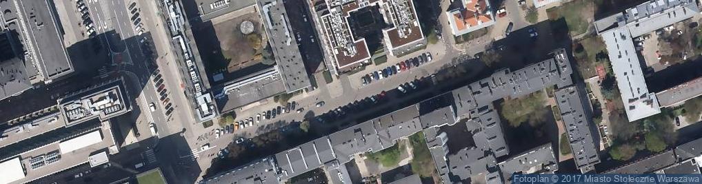 Zdjęcie satelitarne Warsaw Uprising by Bałuk - 26016