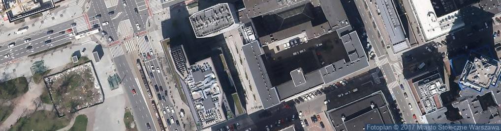 Zdjęcie satelitarne Warsaw Uprising by Lokajski - Sappers - 3481