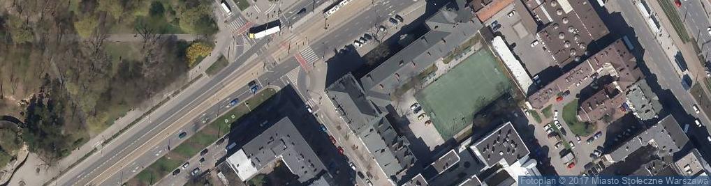 Zdjęcie satelitarne WładysławIV tablica nazwa2