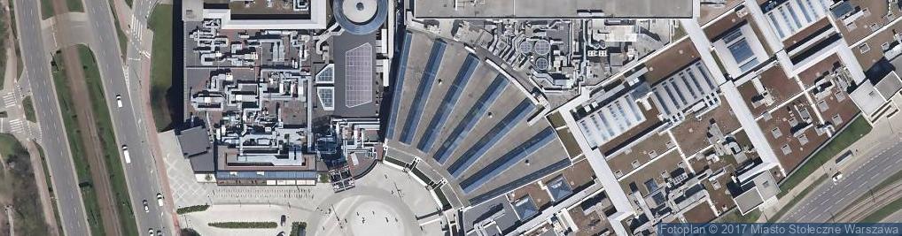 Zdjęcie satelitarne Zdrofit