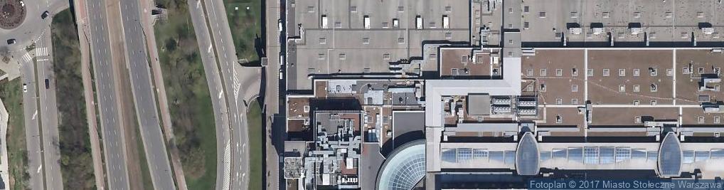 Zdjęcie satelitarne Aquael ZOO