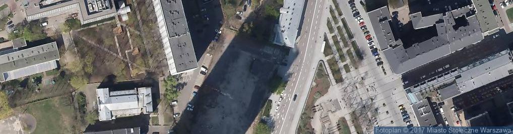Zdjęcie satelitarne Magat