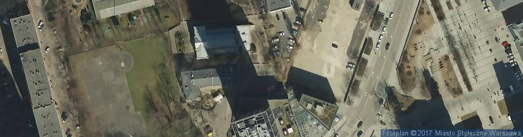 Zdjęcie satelitarne Namiot Abrahama - Kosher Falafel