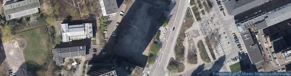 Zdjęcie satelitarne Szalom