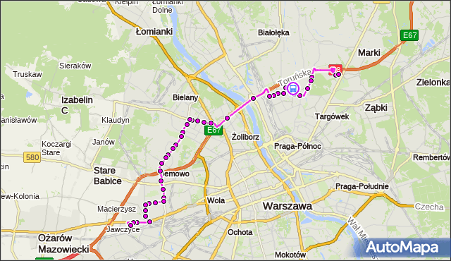 Rozkład jazdy autobusu 112 na przystanku Łojewska 03. ZTM Warszawa na mapie Targeo