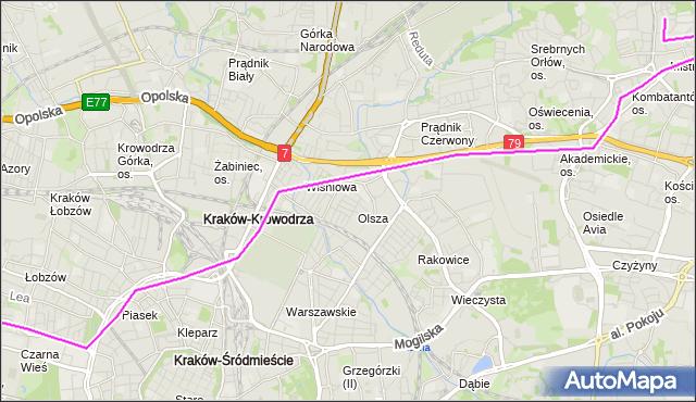 Rozkład jazdy autobusu 159 na przystanku Brogi. MPKKrakow na mapie Targeo