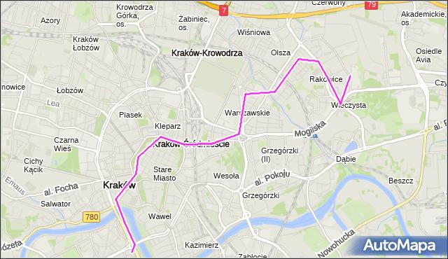 Rozkład jazdy autobusu 424 na przystanku Cmentarz Rakowicki. MPKKrakow na mapie Targeo