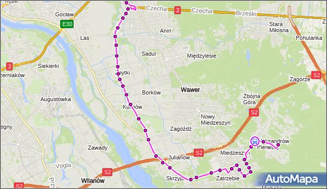 Rozkład jazdy autobusu 142 na przystanku Napoleona Bonaparte 01. ZTM Warszawa na mapie Targeo