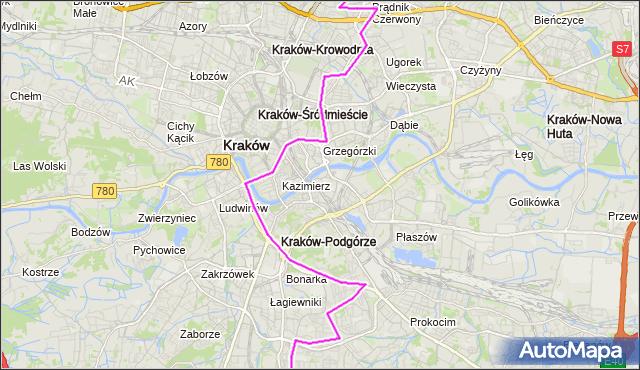 Rozkład jazdy autobusu 184 na przystanku Cmentarz Rakowicki. MPKKrakow na mapie Targeo