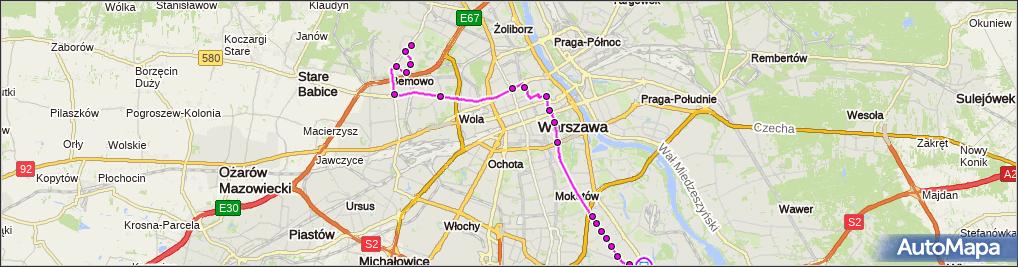 Niesamowite Rozkład jazdy autobusu E-2 na przystanku Wilanów 12. ZTM Warszawa IJ98