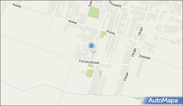 Lutynia gmina Miękinia, Chabrowa, mapa Lutynia gmina Miękinia