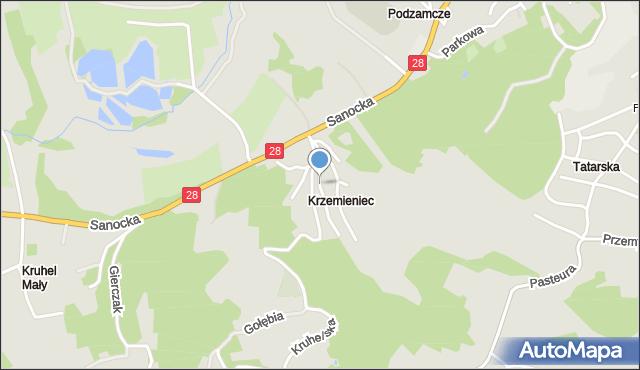 Przemyśl, Chodkiewicza Jana Karola, hetm., mapa Przemyśla