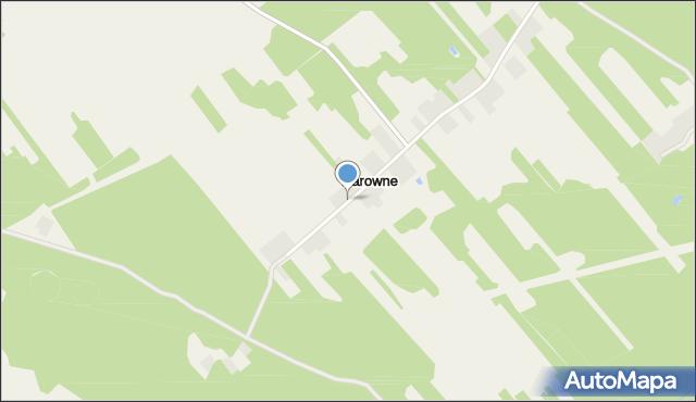 Darowne, Darowne, mapa Darowne