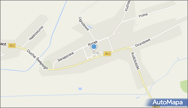 Latowicz, Latowicz, mapa Latowicz