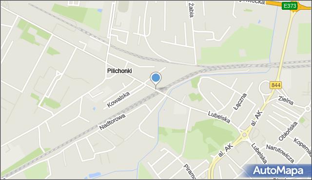 Chełm, Lubelska, mapa Chełma