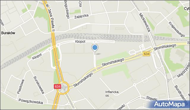 Warszawa, Pamiętajcie o Ogrodach, mapa Warszawy