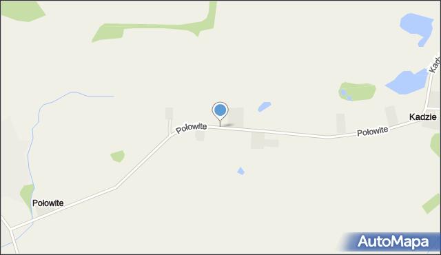 Połowite, Połowite, mapa Połowite