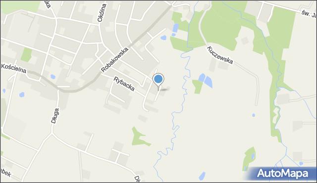 Luzino, Remusa, mapa Luzino