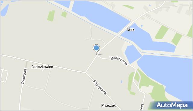 Opole Lubelskie, Wiejska, mapa Opole Lubelskie