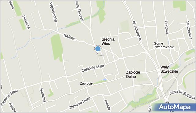 Złoczowska Bielsko Biała Ulica