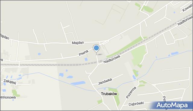 Chełm, Złota, mapa Chełma