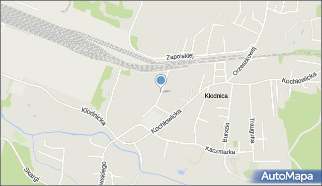 Ruda Śląska, Żytnia, mapa Rudy Śląskiej