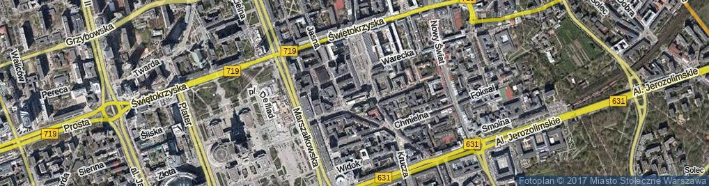 Zdjęcie satelitarne Boduena Gabriela Piotra ul.