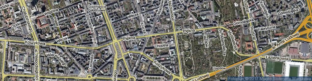 Zdjęcie satelitarne Călinescu Armanda ul.
