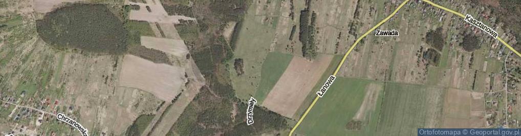 Zdjęcie satelitarne Drzymały ul.