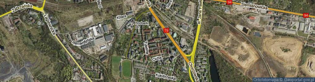 Głowackiego Bartosza Bytom Ulica 41 910