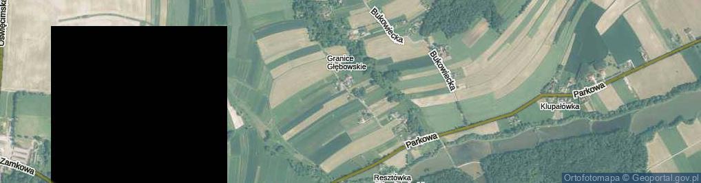 Zdjęcie satelitarne Głębowicka ul.
