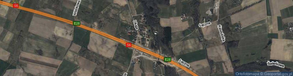 Zdjęcie satelitarne Herberta Zbigniewa ul.