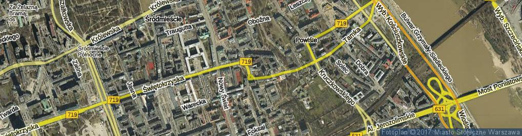 Zdjęcie satelitarne Konopczyńskiego Emiliana ul.