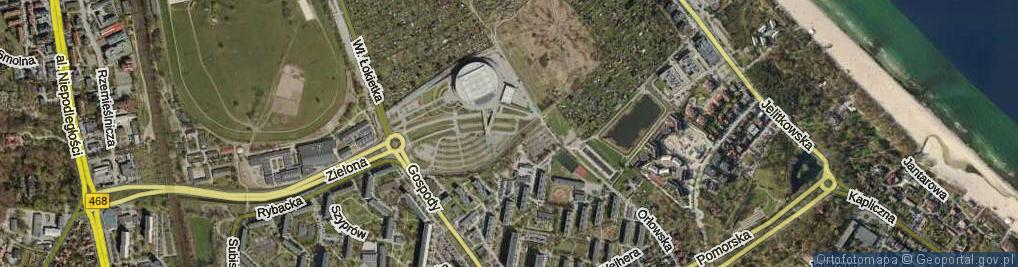 Zdjęcie satelitarne Plac Dwóch Miast pl.