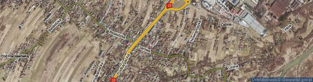Zdjęcie satelitarne Plac św. Józefa pl.
