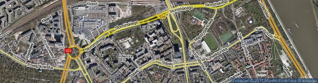 Zdjęcie satelitarne Plac Szczepaniaka Władysława pl.