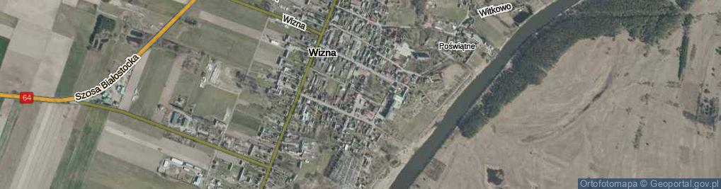 Zdjęcie satelitarne Plac Raginisa Władysława, kpt. pl.