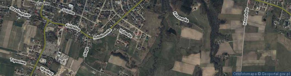 Zdjęcie satelitarne Remusa ul.