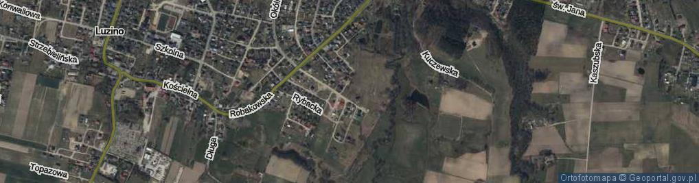 Zdjęcie satelitarne Roppla Leona ul.