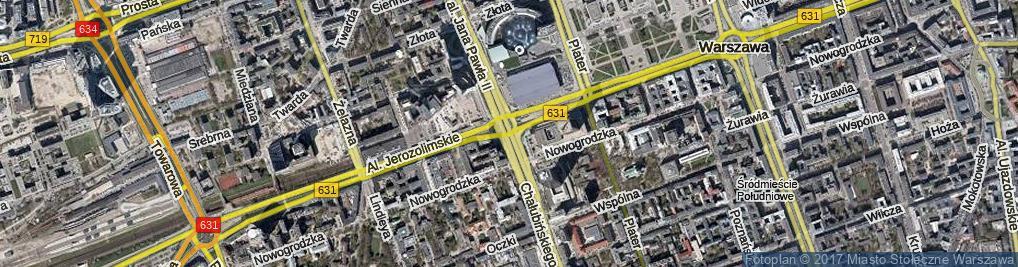 Zdjęcie satelitarne Rondo Czterdziestolatka rondo.