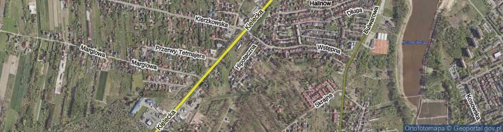 Zdjęcie satelitarne Siarczyńskiego Franciszka, ks. ul.