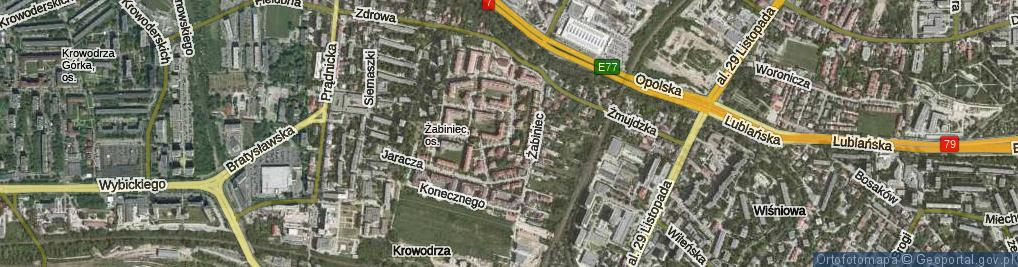 Solskiego Ludwika Krakow Krakow Krowodrza Ulica 31 200 31 216